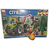Конструктор Cities, 180 деталей.