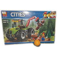Конструктор Cities, 180 деталей., фото 1