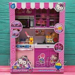 Кухня Кити. Маленькая кухня Kitty kitchen