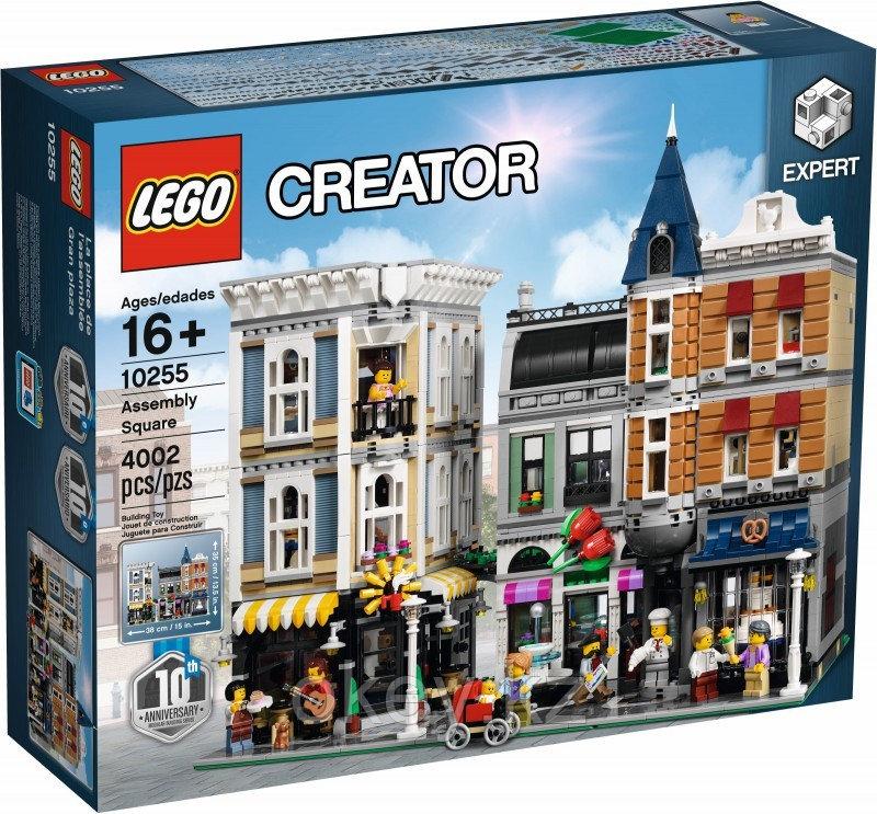 LEGO Creator: Городская площадь 10255