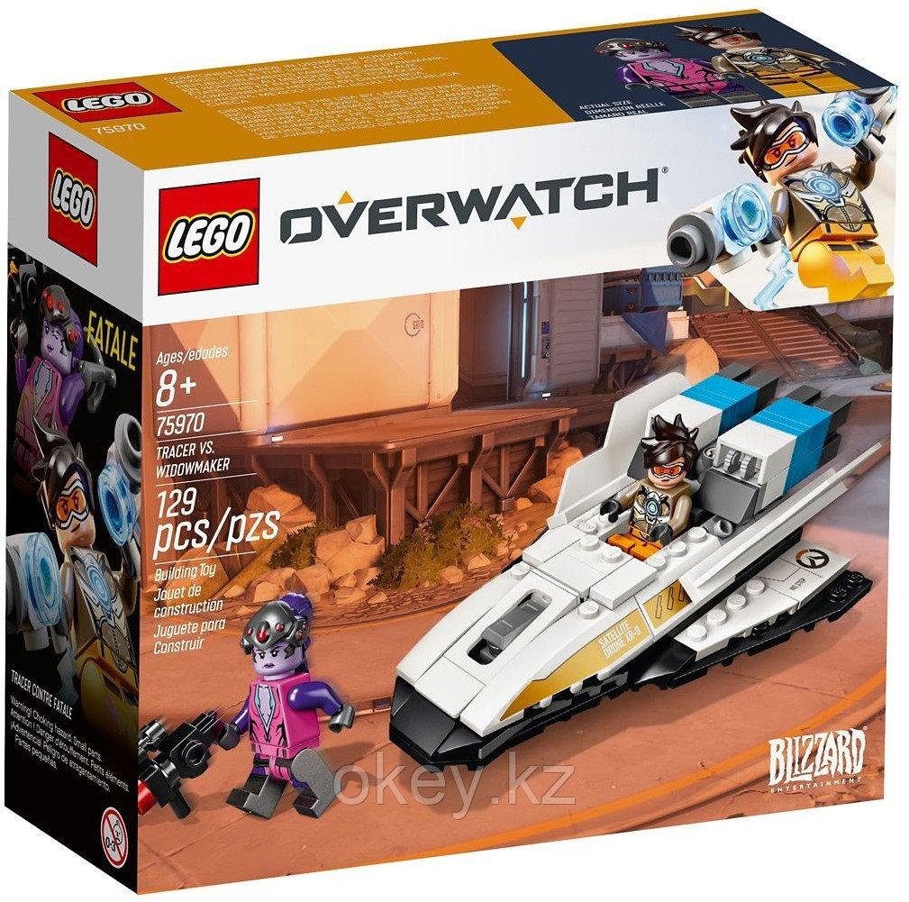 LEGO Overwatch: Трейсер против Роковой Вдовы 75970