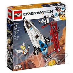 LEGO Overwatch: Дозорный пункт: Гибралтар 75975
