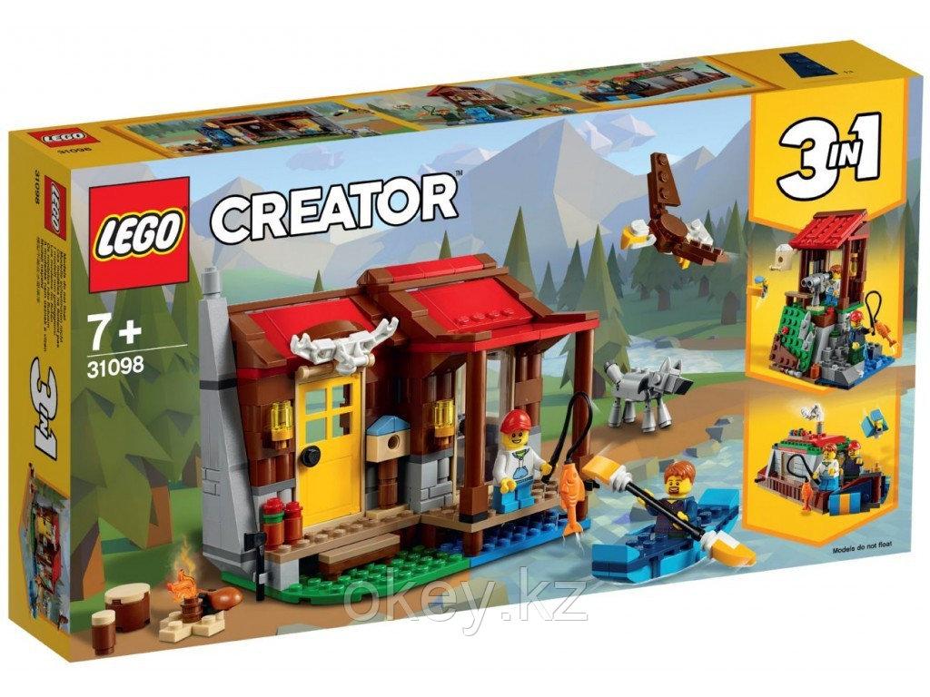 LEGO Creator: Хижина в лесу 31098