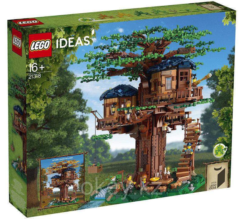 LEGO Ideas: Дом на дереве 21318