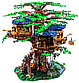 LEGO Ideas: Дом на дереве 21318, фото 2