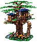 LEGO Ideas: Дом на дереве 21318, фото 4