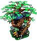 LEGO Ideas: Дом на дереве 21318, фото 5
