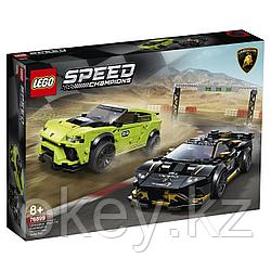 LEGO Speed Champions: LEGO Speed Champions Lamborghini Urus ST-X Lamborghini Huracan Super Trofeo EVO 76899