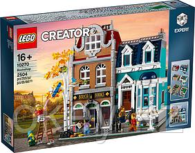 LEGO Creator: Книжный магазин 10270