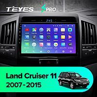 Магнитола Teyes SPRO для Toyota Land Cruiser 200 2008-2015