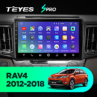 Магнитола Teyes SPRO для Toyota RAV4 2013-2018