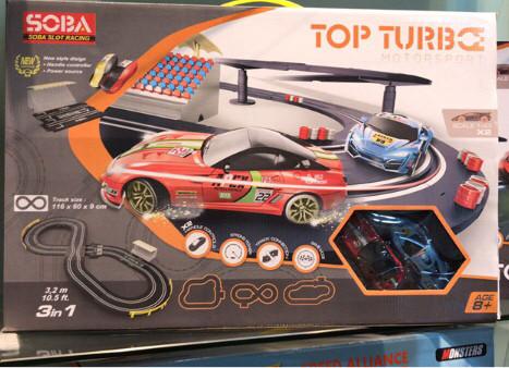 Автотрек Soba Top Turbo