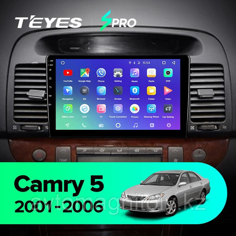 Магнитола Teyes SPRO для Toyota Camry 30/35