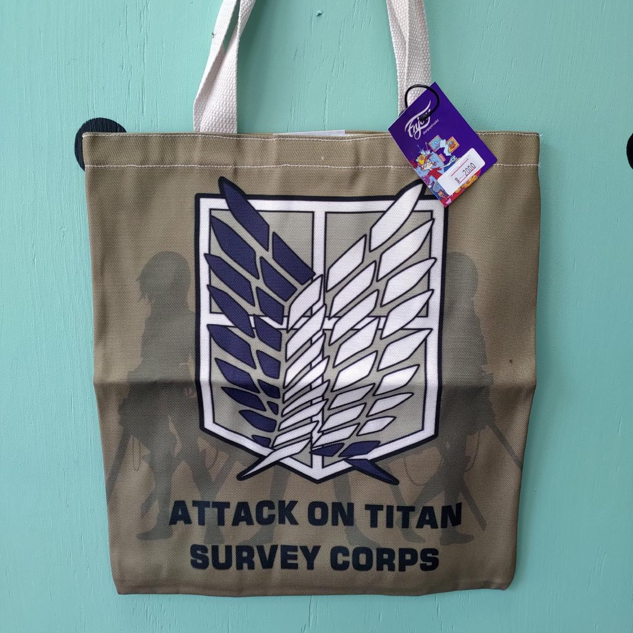 Шоппер Атака Титанов