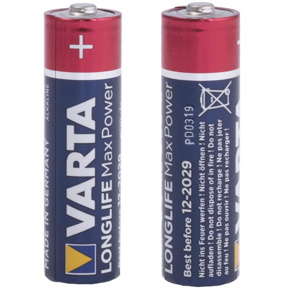 Батарейка Varta AAA Longlife Max Power