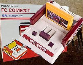 FC Compact (реплика Dendy/Family Computer)