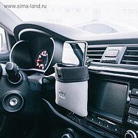 Держатель автомобильный magic pocket AVS MP-888, 115х145 мм, серый