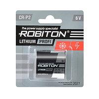 Батарея Robiton CR-P2   6v