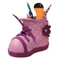 Набор для творчества 'Карандашница-ботинок'