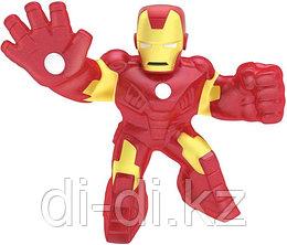 Тянущаяся фигурка Гуджитсу Супергерои: Железный человек GooJitZu