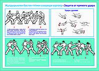 Плакаты по рукопашному бою в Алматы, фото 1