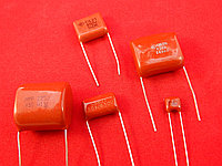 Пленочные конденсаторы (CBB, К73-17)