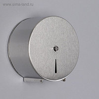 Диспенсер для туалетной бумаги «Практик мини», нержавеющая сталь