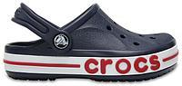 Сабо Crocs Crocband синий