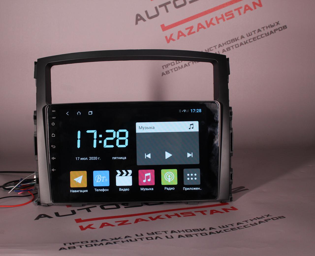 Автомагнитола Mitsubishi Pajero 4 android Vi Tech ANDROID