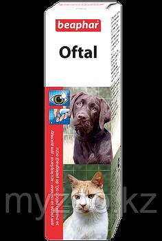 Средство Oftal для чистки глаз и удаления слезных пятен 50 мл
