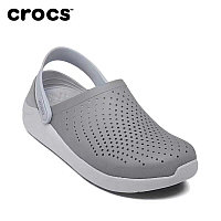 Сабо Crocs Crocband LiteRide серый