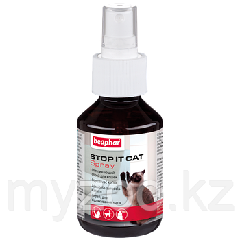 Спрей Stop It Cat для отпугивания кошек 100 мл