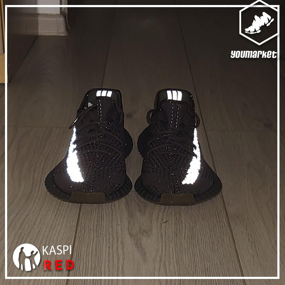 Светоотражающие кроссовки adidas Yeezy Boost 350 Vol 2 - фото 2