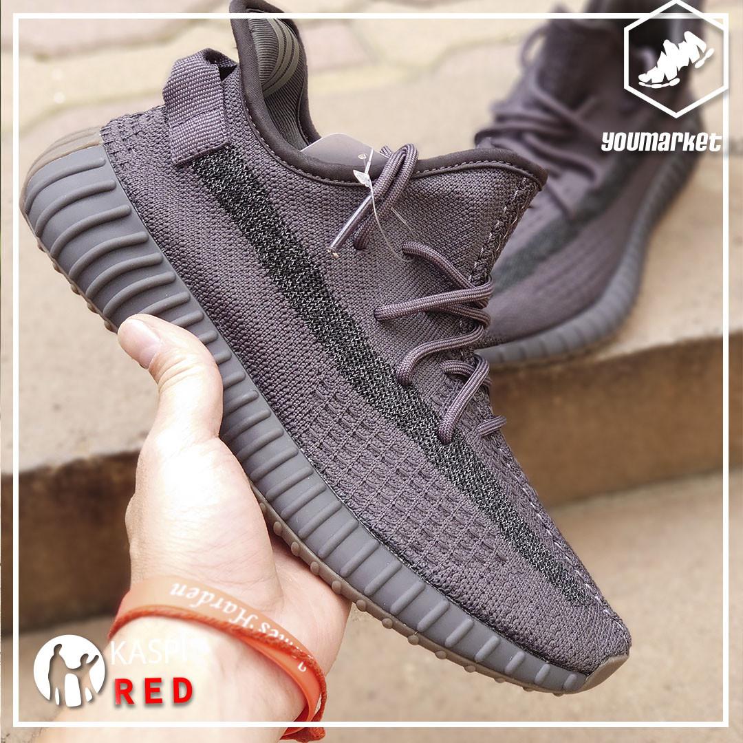 Светоотражающие кроссовки adidas Yeezy Boost 350 Vol 2 - фото 5