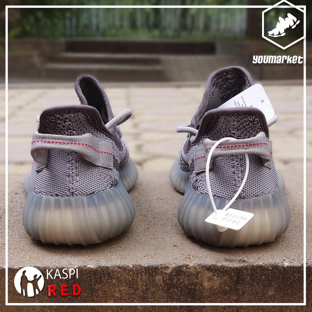 """Кроссовки Adidas Yeezy Boost 350 Vol 2 """"Beluga"""" - фото 2"""