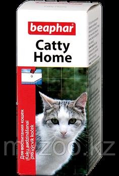 Средство Catty Home для воспитания кошек и котят 100 мл