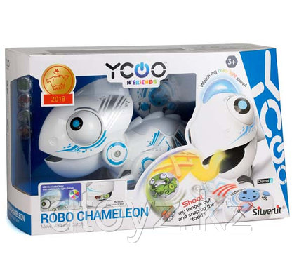 Интерактивная игрушка - Робот Хамелеон
