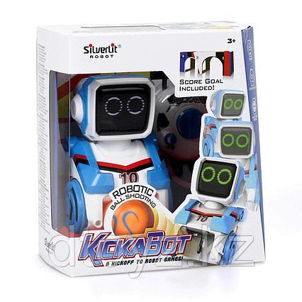 Робот-футболист - Кикабот, синий