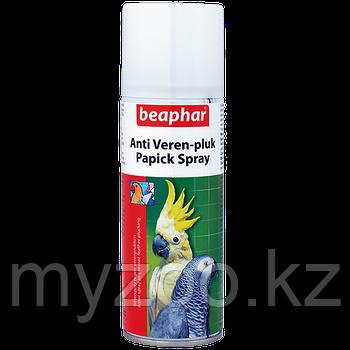 Спрей Anti Veren-pluk Papick Spray против выдергивания перьев у птиц 200 мл