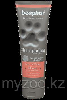 Супер премиум шампунь Блестящая шерсть для собак 250 мл