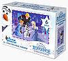 Пластмассовые кубики «Олаф и холодное приключение» Disney (6 шт)