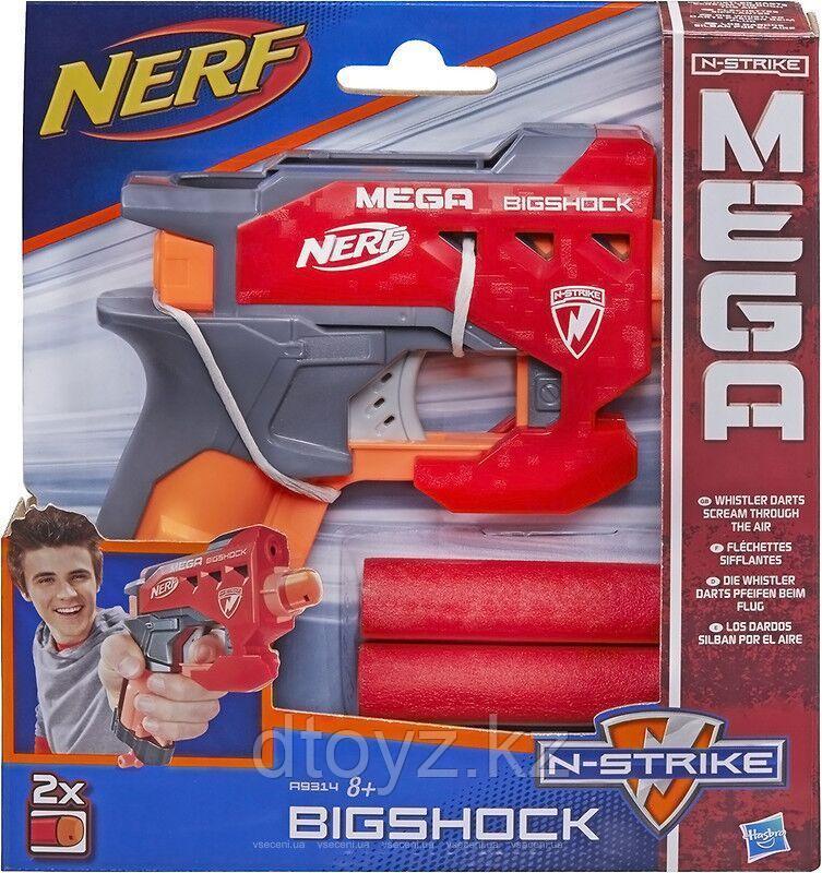 Бластер Nerf Мега Большой выстрел
