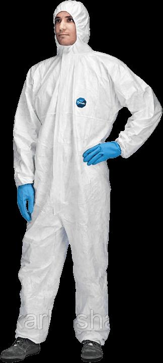 Защитные комбинезоны (костюмы) Tyvek