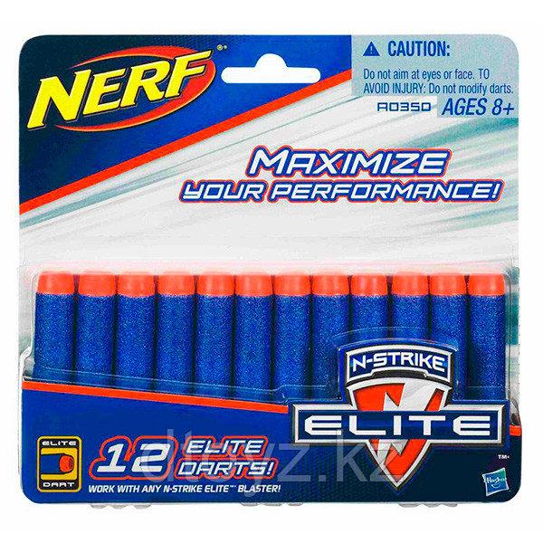 Nerf Комплект 12 стрел для бластеров
