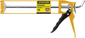 Пистолет скелетный усиленный, для герметиков Stayer Master  (310мл)