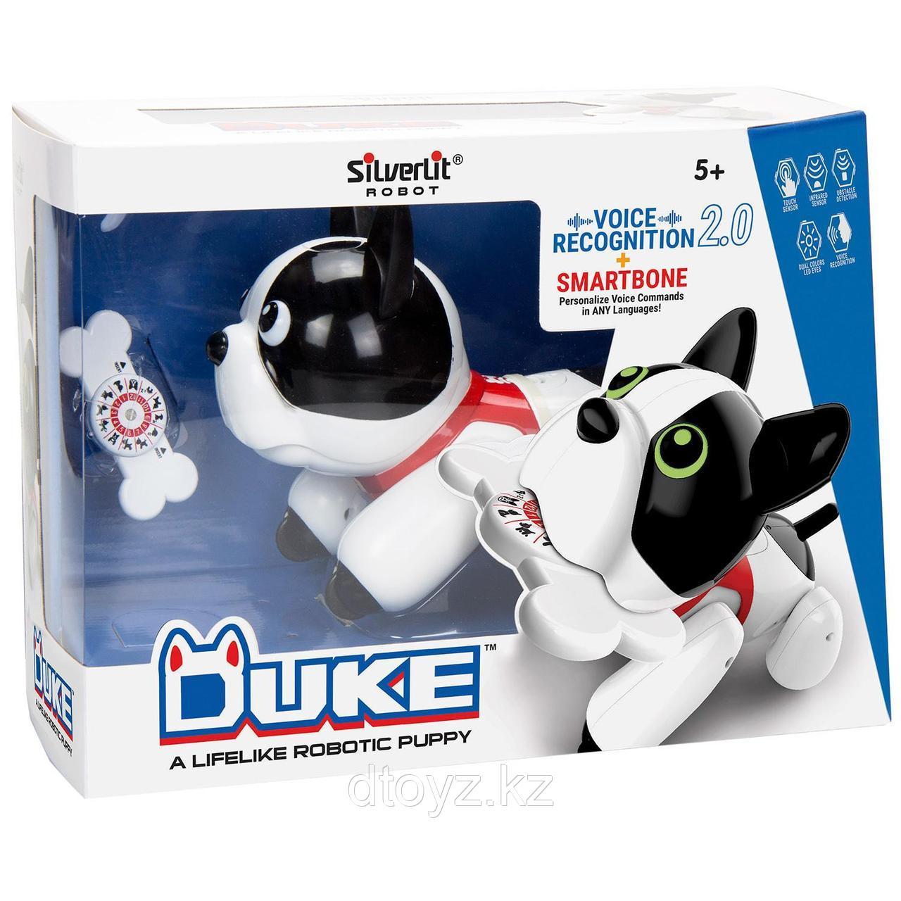 Собака-робот – Дюк