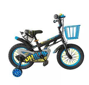 Велосипед детский Phillips с корзиной на 3-4 года, фото 2