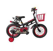 Велосипед детский Phillips с корзиной на 3-4 года, фото 3