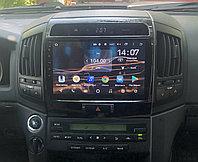 Магнитола Toyota Land Cruiser 200 Android Teyes, фото 1