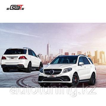 Обвес AMG GLE 63 для Mercedes Benz GLE amg W166 с 2015 по 2018 г.